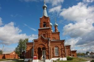 Малая Пурга 060916 (23) Михайловская церковь